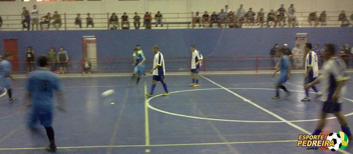 Esporte Pedreira - Campeonato Municipal de Futsal 2016 - 1ª fase 62f9007f982b8